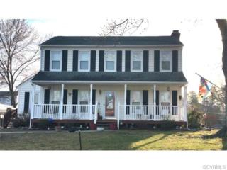 4841  Valencia Court  , Chesterfield, VA 23832 (MLS #1504917) :: Exit First Realty