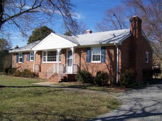 7390  Stuart Drive  , Mechanicsville, VA 23111 (MLS #1506245) :: Exit First Realty