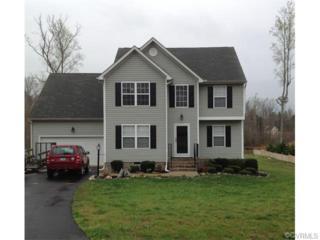 5927  Deerpath Drive  , New Kent, VA 23124 (MLS #1509562) :: Exit First Realty