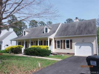 7317  Pineleaf Drive  , Chesterfield, VA 23234 (MLS #1510006) :: Exit First Realty