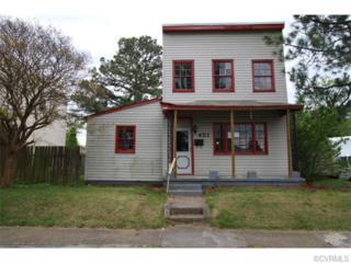 451  Patrick Avenue  , Richmond, VA 23222 (MLS #1512162) :: Exit First Realty