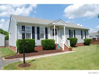7004  Meredith Farms Drive  , Mechanicsville, VA 23111 (MLS #1515078) :: Exit First Realty