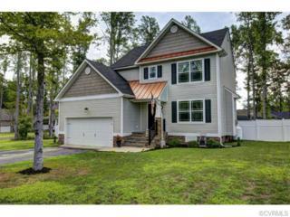 10259  Deerlake Drive  , New Kent, VA 23124 (MLS #1515381) :: Exit First Realty