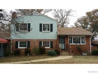 6416  Commander Road  , Chesterfield, VA 23224 (MLS #1431283) :: Exit First Realty