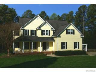 3016  Stone Castle Lane  , Sandy Hook, VA 23153 (MLS #1503606) :: Exit First Realty