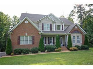 3128  Rock Cress Lane  , Goochland, VA 23153 (MLS #1413653) :: Exit First Realty