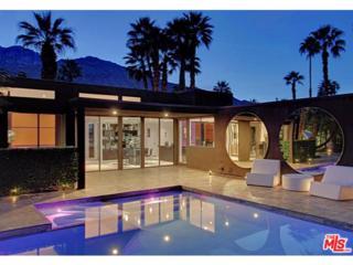 1131 E La Jolla Road  , Palm Springs, CA 92264 (MLS #15879359PS) :: The Jelmberg Team