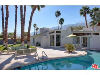 2552 N Avenida Caballeros  , Palm Springs, CA 92262 (MLS #15880313PS) :: The Jelmberg Team