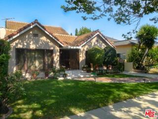 318 S Sycamore Avenue  , Los Angeles (City), CA 90036 (MLS #15908641) :: The Jelmberg Team