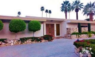 1240 S Manzanita Avenue  , Palm Springs, CA 92264 (MLS #215006836) :: The Jelmberg Team