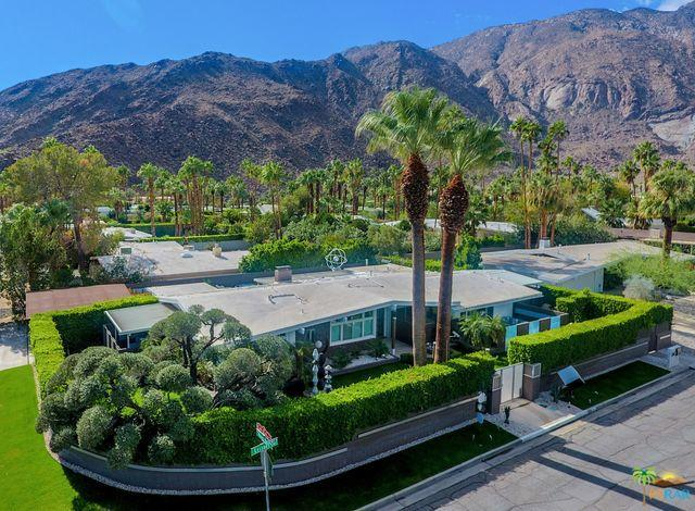 611 Leisure Way West, Palm Springs