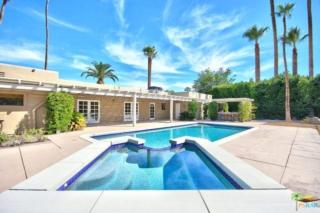 971 Avenida Olivos  North, Palm Springs