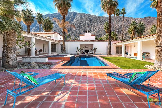 486 Patencio Lane West, Palm Springs