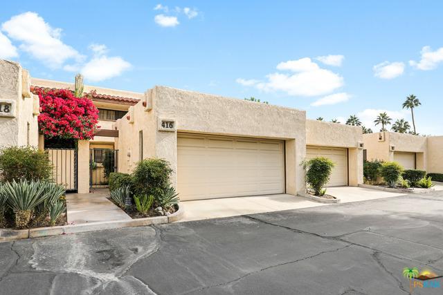 416 Calle El Segundo  North, Palm Springs