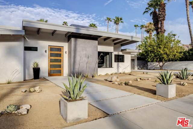 1672 Calle Rolph  South, Palm Springs