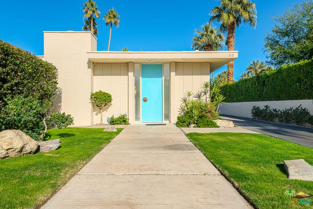 318 Pablo Drive West, Palm Springs
