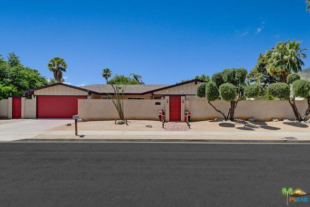 1131 Pajaro Road East, Palm Springs