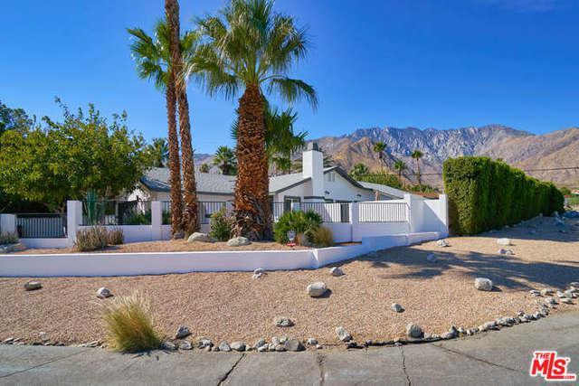 2695 Junipero Avenue North, Palm Springs