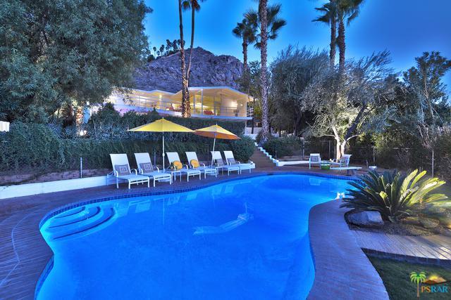 2195 Rim Road, Palm Springs