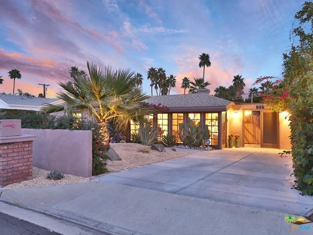646 Camino Real  South, Palm Springs
