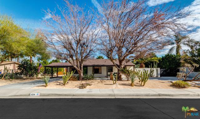 670 El Cielo Road South, Palm Springs