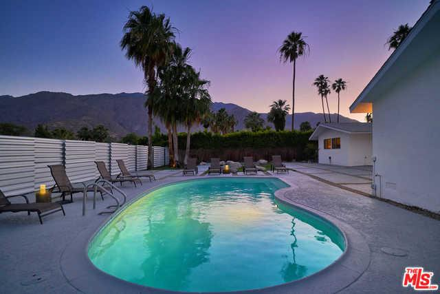 980 Tachevah Drive East, Palm Springs