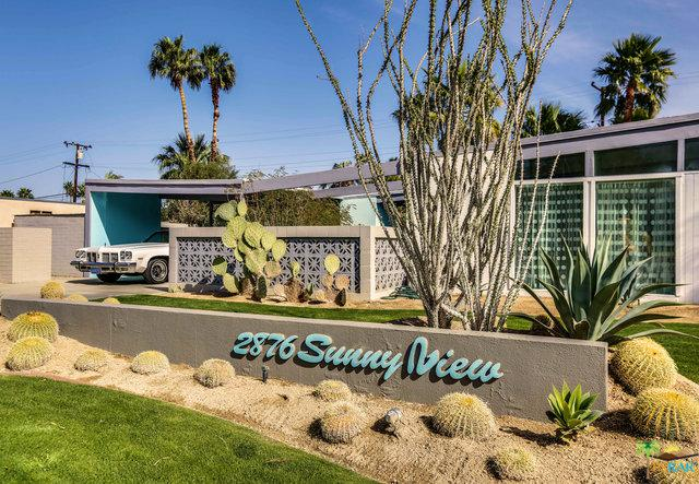 2876 Sunnyview Drive North, Palm Springs