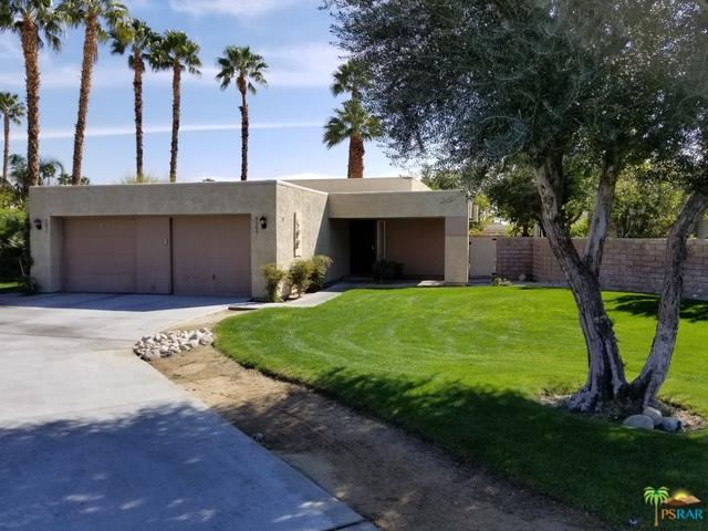 3060 Sunflower Circle, Palm Springs