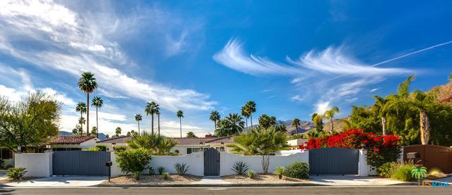 185 Palo Verde Avenue East, Palm Springs
