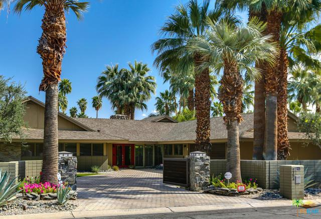 1254 Vista Vespero  North, Palm Springs