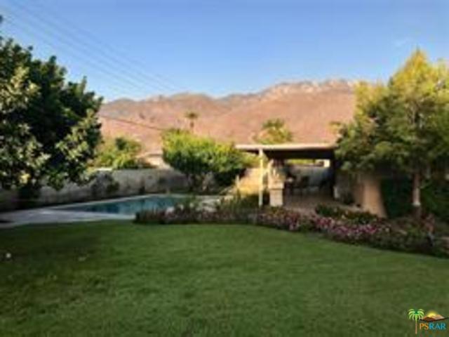 2211 Paseo Gracia  East, Palm Springs