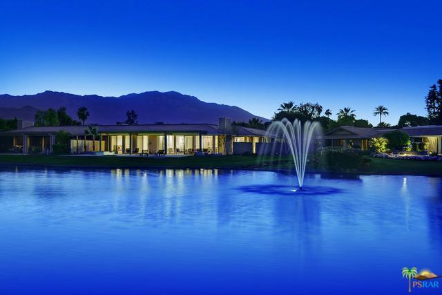 7 Hampton Court, Rancho Mirage