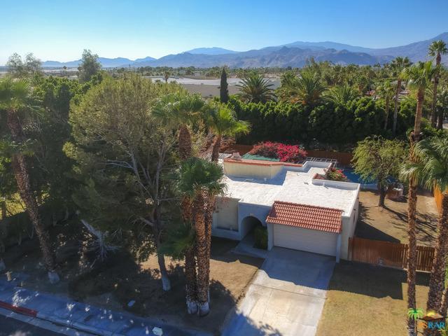 1485 Via Escuela  East, Palm Springs