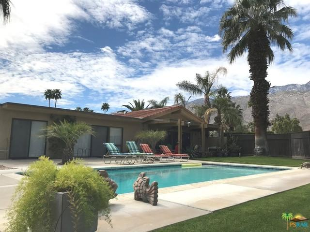 586 Saturmino Drive North, Palm Springs