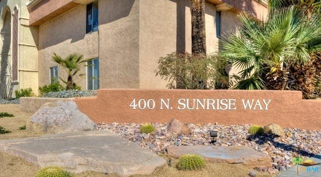 400 Sunrise Way North 140, Palm Springs