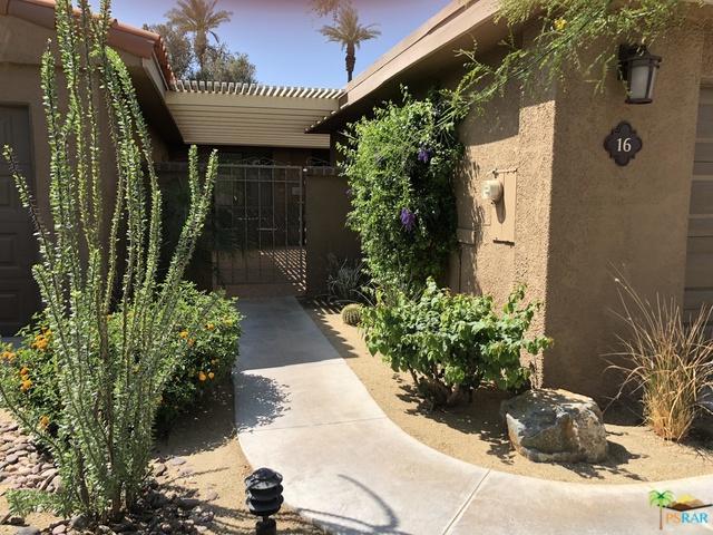 16 La Ronda Drive, Rancho Mirage