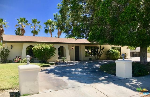 664 El Cielo Road South, Palm Springs