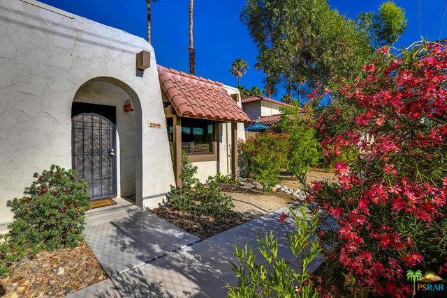 2016 Mira Vista Way North, Palm Springs