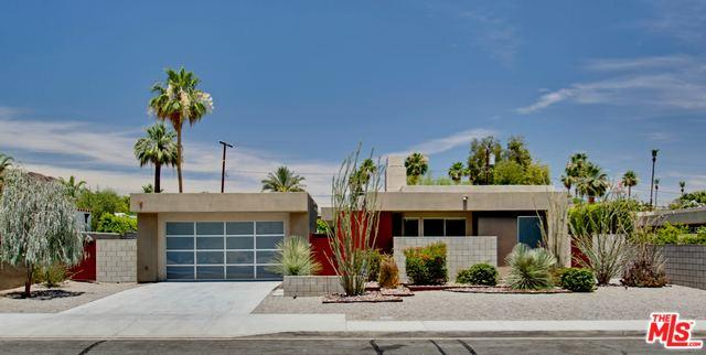 168 Morongo Road East, Palm Springs