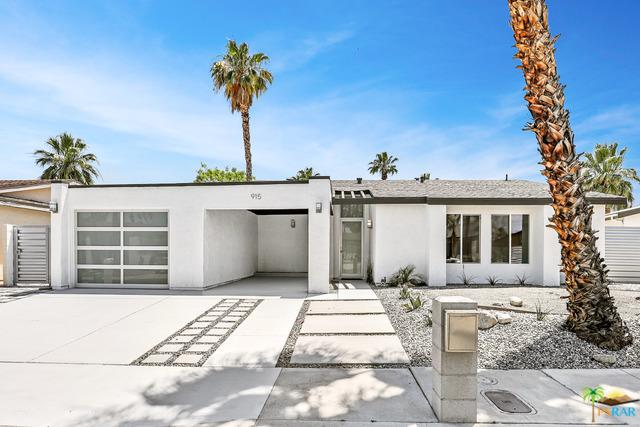 915 Arroyo Vista Drive, Palm Springs