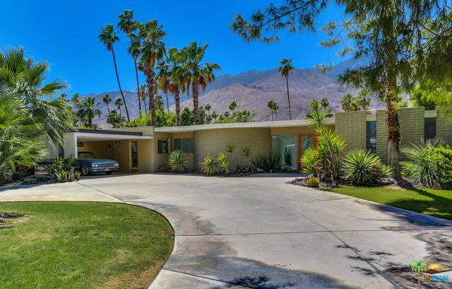1061 Sagebrush Road South, Palm Springs