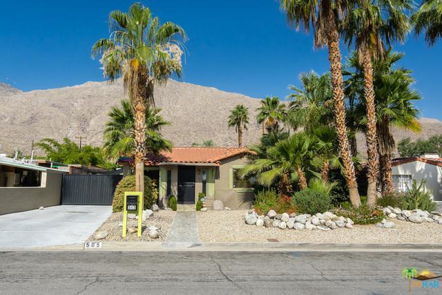 585 Calle Santa Rosa  South, Palm Springs