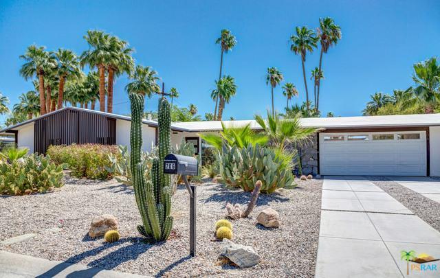 206 Burton Way North, Palm Springs