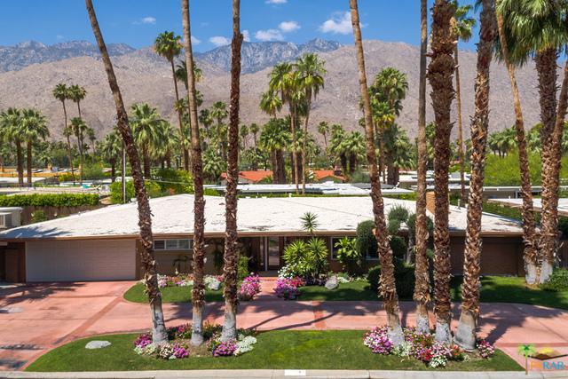 1433 Calle De Maria  South, Palm Springs