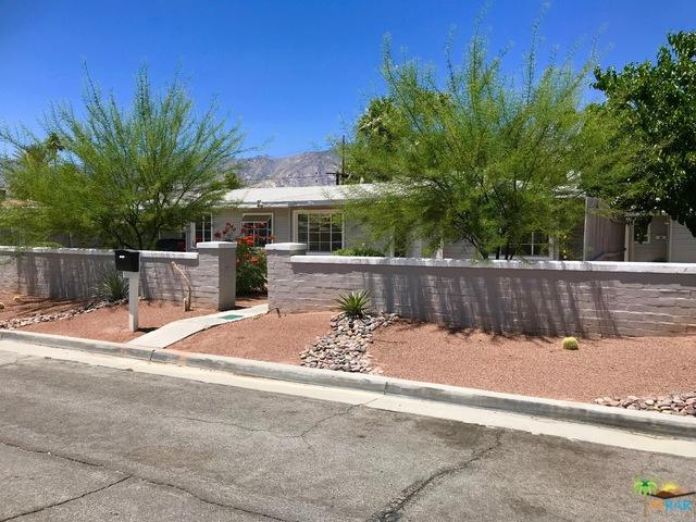 677 Mountain View Drive South, Palm Springs