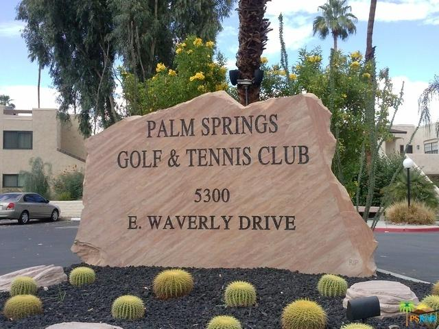 5300 Waverly Drive East F16, Palm Springs