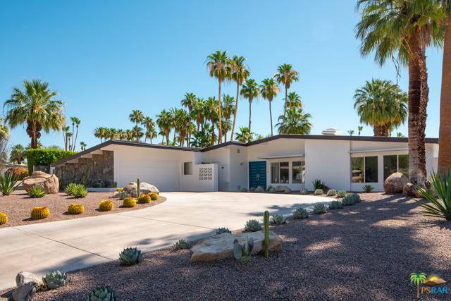 1106 Paseo Dero  North, Palm Springs