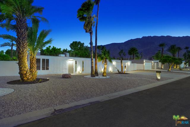835 Spencer Drive East, Palm Springs