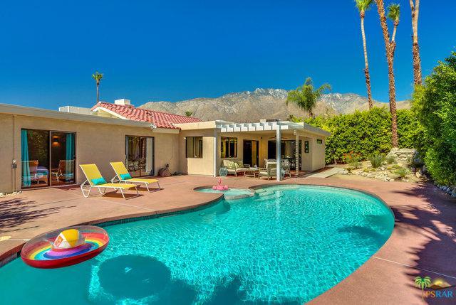 892 El Escudero  East, Palm Springs