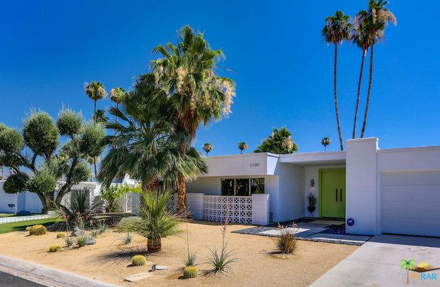 2290 Alhambra Drive South, Palm Springs